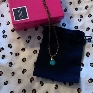 HEIDIJHALE Turquoise Necklace